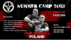 FMA Combat Poland Summer Camp 2018