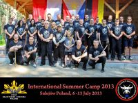 Summer Camp 2013 FMA Combat Poland GM Monie Velez